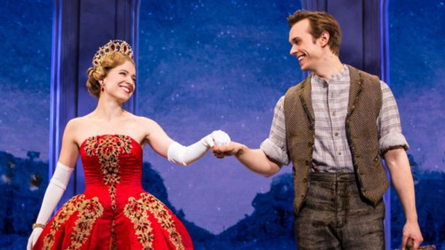 Everything to Win! Check Out Exclusive Production Photos of Zach Adkins in Anastasia - Anastasia (Broadway)