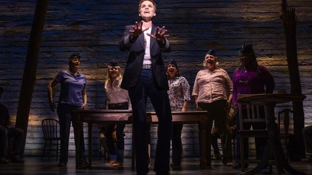 What Female Empowerment Means to the Cast of Broadway's Come From Away - Come From Away (NYC)