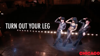 Learn 7 Fosse Steps From the Cast of CHICAGO - Chicago (NYC)