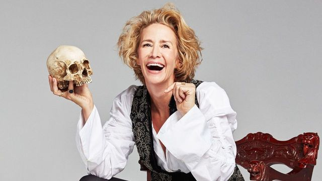 An Exclusive First Look at Janet McTeer in Broadway's Bernhardt/Hamlet - Bernhardt/Hamlet