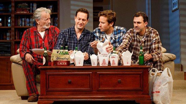 Privilege Takes Center Stage in Broadway's 'Straight White Men' - Straight White Men (Broadway)