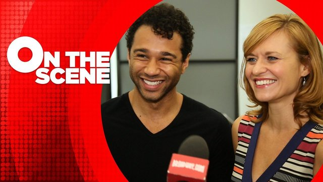 Corbin Bleu, Bryce Pinkham and the Cast of HOLIDAY INN on Bringing Irving Berlin Back to Broadway - Holiday Inn, The New Irving Berlin Musical