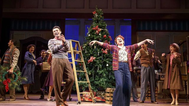 Christmas Cheer Comes Early With 'Holiday Inn' - Holiday Inn, The New Irving Berlin Musical