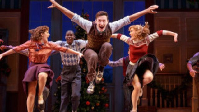 Schools of the Stars: Where Holiday Inn Cast and Creators Went to College - Holiday Inn, The New Irving Berlin Musical