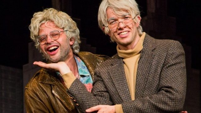 Quiz: Are You More George St. Geegland Or Gil Faizon? - Oh, Hello on Broadway