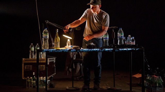 Broadway's Rumble in the Jungle: How Simon McBurney Made 'The Encounter' - The Encounter