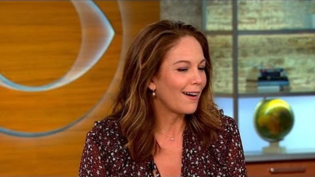 CBS This Morning: Diane Lane on returning to Broadway, lasting career - The Cherry Orchard (Roundabout)