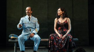 How The Star of An Indie Hit Film Recreated His Role on Broadway - The Band's Visit (Broadway)