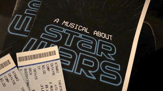 A Musical About Star Wars Review - A Musical About Star Wars