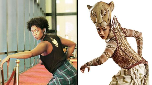 See what 'The Lion King' cast looks like before and after their costumes and makeup - The Lion King