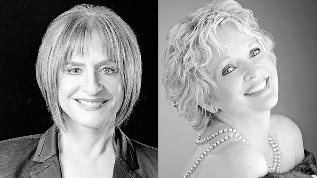 TimesTalks - Patti LuPone and Christine Ebersole - War Paint