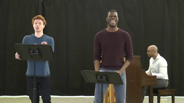 Sneak Peek of Encores! Big River - YouTube - Big River