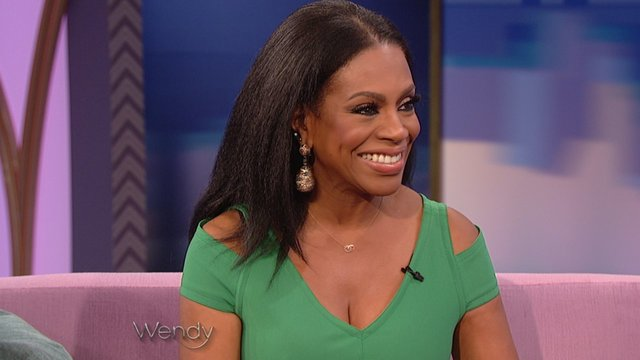Sheryl Lee Ralph | The Wendy Williams Show - Wicked