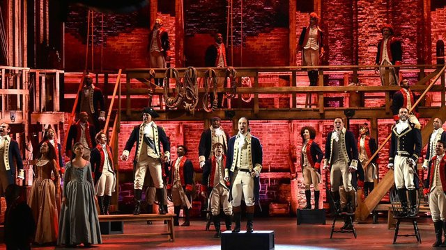 Watch the Hamilton Cast Turn the World Upside Down With Their Tonys Performance - Hamilton