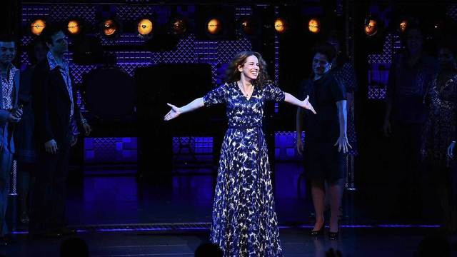 'Beautiful: The Carole King Musical' Visits Billboard on Broadway Video Series | Billboard - Beautiful: The Carole King Musical