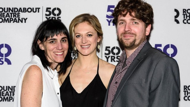 Marin Ireland Celebrates On the Exhale Opening Night - On the Exhale