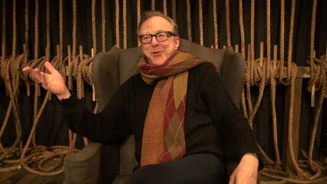 TV and Movie Star, Edward Hibbert, Loves 'GEORGIE' - Georgie: My Adventures with George Rose
