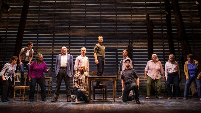 Come From Away's hopeful message strikes a chord in New York | Toronto Star - Come From Away