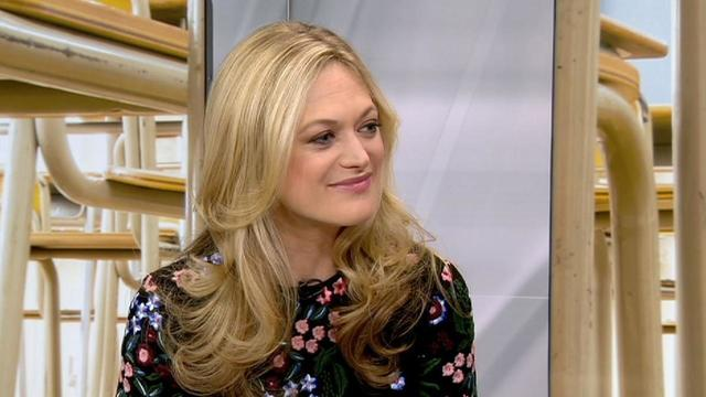 Marin Ireland Talks 'On the Exhale' | NBC New York - On the Exhale