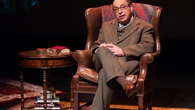 POST: 'C.S.Lewis: The Reluctant Convert' - dude just put into beautifully poetic words what I've been trying to explain to my family — PXP - C.S. Lewis On Stage: The Most Reluctant Convert