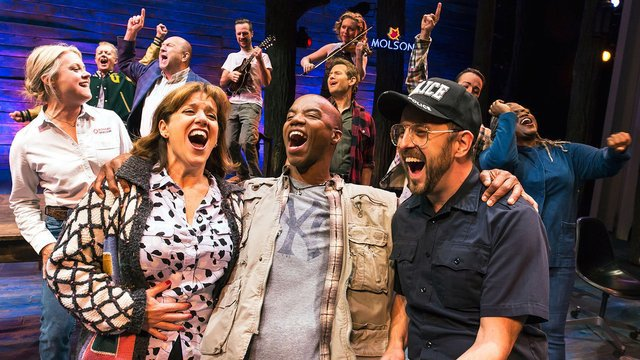 'Come From Away' on Billboard on Broadway: Watch Video - Come From Away