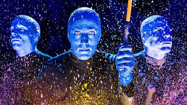 All About Blue Man Group - Blue Man Group