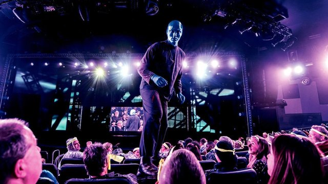 How Blue Turned to Green: Blue Man Group at 25 Years - Blue Man Group