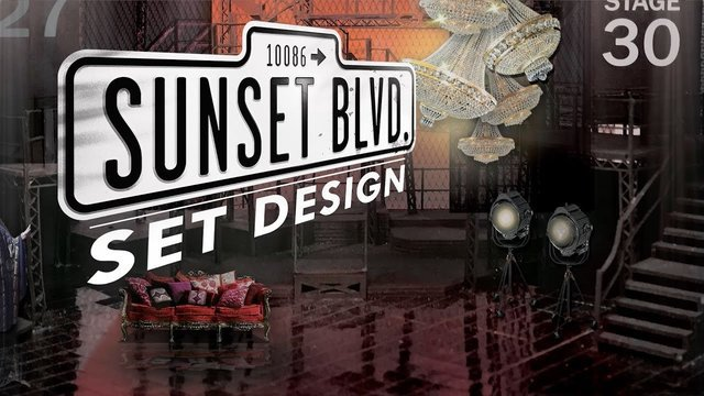 The World of Sunset Boulevard - Chapter 2: Set Design | Sunset Boulevard - Sunset Boulevard