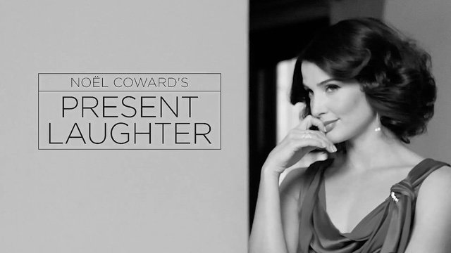 Cobie Smulders: Present Laughter on Broadway - Present Laughter