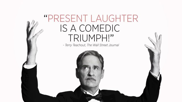 Present Laughter on Broadway - Present Laughter