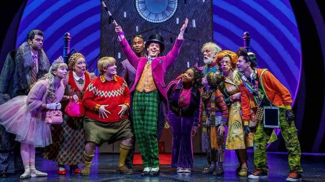 Broadway Dancer Auditions For Ensemble And Instead Lands A Lead - Dance.com - Charlie and The Chocolate Factory