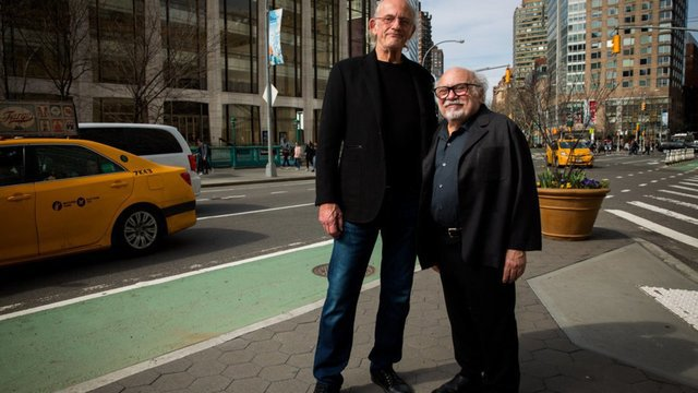 Danny DeVito and Christopher Lloyd, Back to the '70s - Arthur Miller's The Price