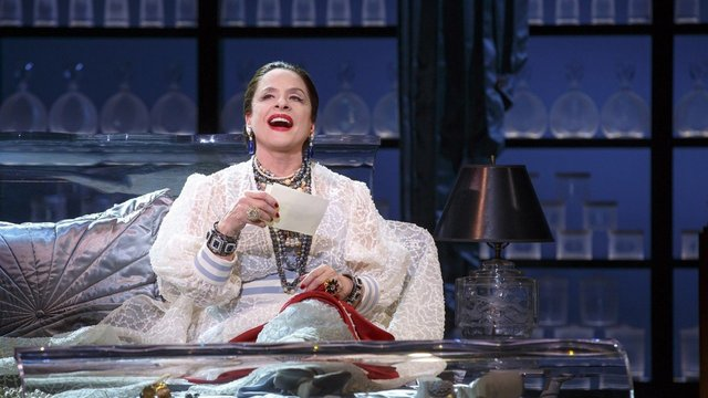 Patti LuPone on her 'painful' rise to Broadway stardom: 'I was my biggest enemy!' - War Paint