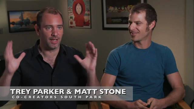 'The Book of Mormon' on Broadway- Interview with the Creators - The Book of Mormon