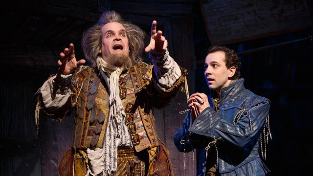 Meet the New Class of Broadway's 'Something Rotten!' - Something Rotten!