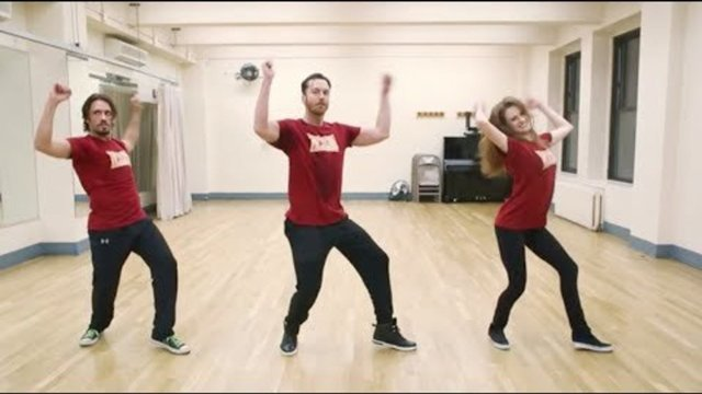 Learn the Moves to 'Will Power' from 'Something Rotten!' - Something Rotten!