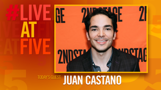 Broadway.com #LiveatFive with Juan Castano of A Parallelogram - A Parallelogram