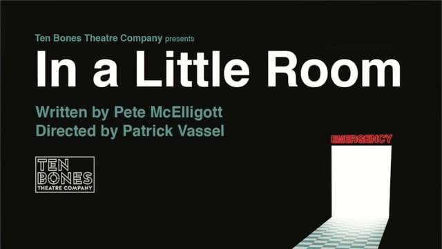 """In a Little Room"" Interview with Playwright, Pete McElligott on Vimeo - In a Little Room"