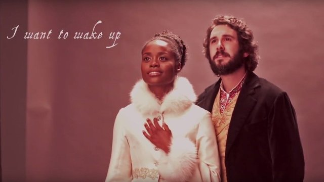 Watch the 'Dust And Ashes' Lyric Video featuring Josh Groban - Natasha, Pierre & The Great Comet of 1812