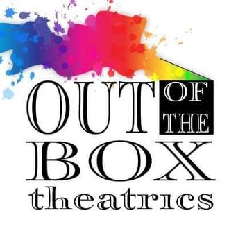 Out of the Box Theatrics Logo