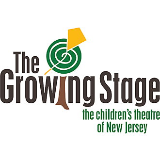 The Growing Stage: The Children's Theatre of New Jersey Logo