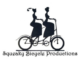Squeaky Bicycle Productions Logo