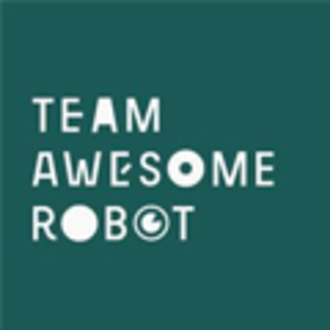 Team Awesome Robot Logo