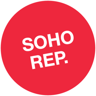 Soho Rep. Logo