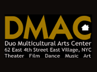 DUO Multicultural Arts Center Logo