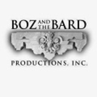 Boz and the Bard Productions, Inc. Logo