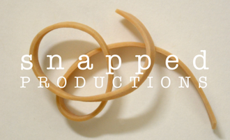 Snapped Productions Logo