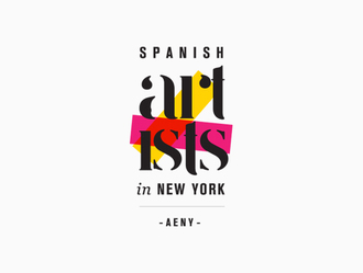 AENY - Spanish Artists in New York Logo