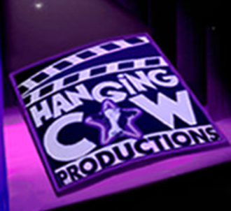 Hanging Cow Productions Logo