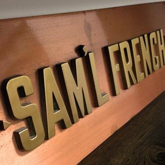 Samuel French Inc Logo